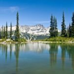 Harmony Lake, Whistler, British Columbia, Canada