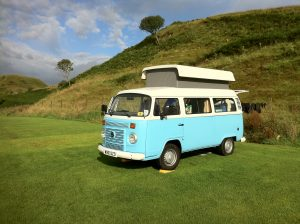 Our Scotland Camper Van Holiday