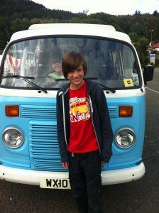 VW Camper Van Kids