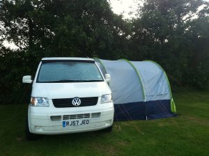 VW Camper Van Hire in Manchester