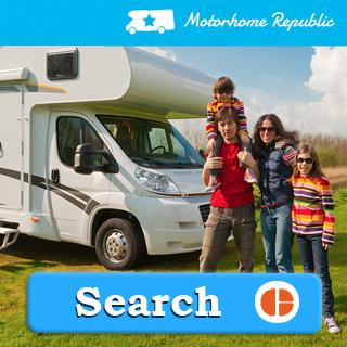 Find Your Perfect Motorhome, Camper Van or RV Rental