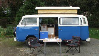 VW Campervan Rental
