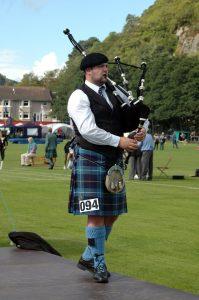 Oban Highland Games Scotland