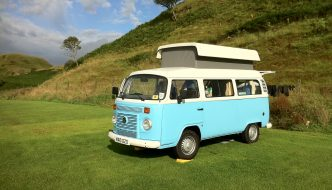 Our Scotland Camper Van Holiday