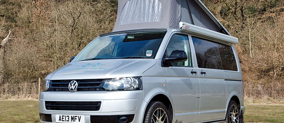 Hunt down the BEST Camper Van or Motorhome in the UK