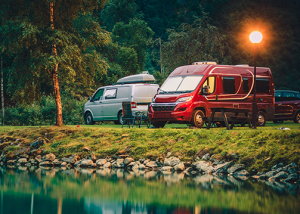 Campervan and Motorhome Search