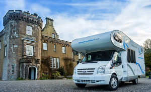 campervan hire glasgow scotland