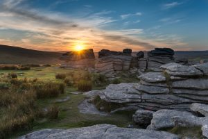 Dartmoor in Devon