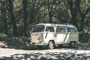 VW Camper Van Hire UK