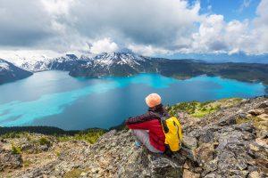 RV Rental, Vancouver, British Columbia, Canada Garibaldi lake