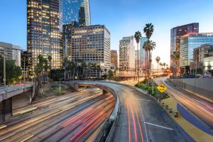 How much does it cost to rent an RV in Los Angeles?