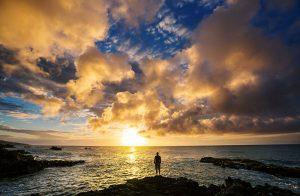 Maui Hawaii USA Sunset