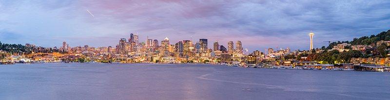 RV Rental Seattle Washington