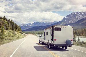 Camper Van Rental Canada