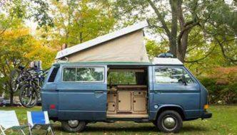 Camper Van Rental