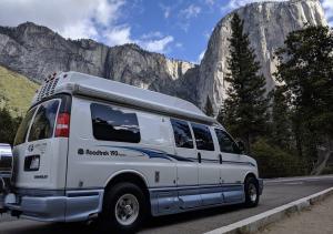 Camper Rentals in The San Francisco Bay Area